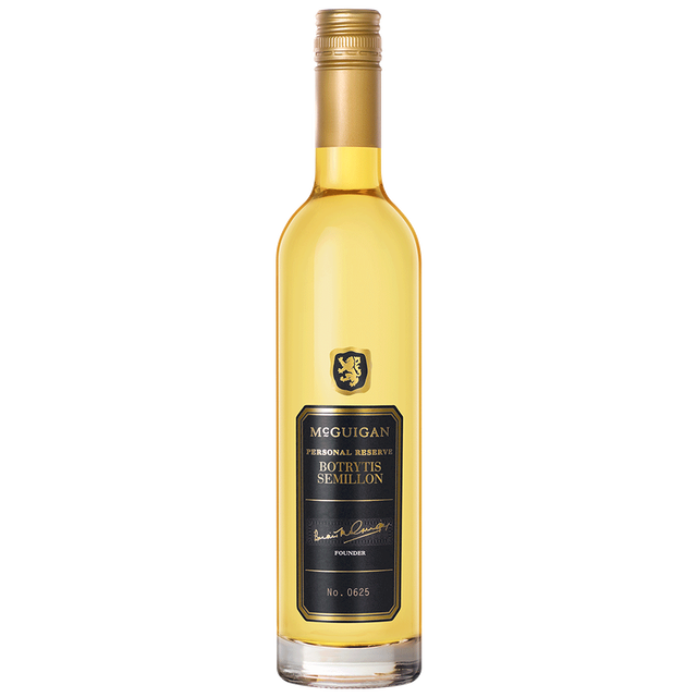 2015 McGuigan Personal Reserve Botrytis Vineyard  Semillon, hi-res image number null